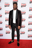 Charles Babalola<br /> arriving for the Empire Awards 2018 at the Roundhouse, Camden, London<br /> <br /> ©Ash Knotek  D3389  18/03/2018