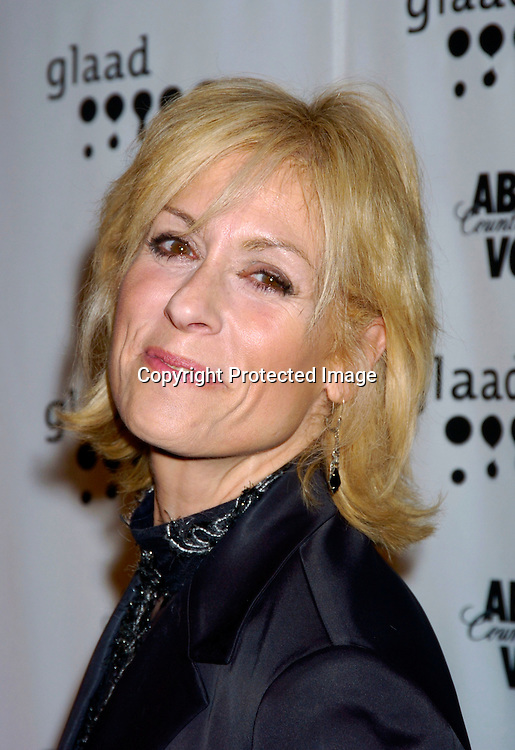 Judith Light ..at the 15th Annual GLAAD Media Awards on April 12, 2004 ..at the Marriott Marquis Hotel. ..Photo by Robin Platzer, Twin Images