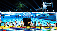 Start<br /> day 01  08-08-2017<br /> Energy For Swim<br /> Rome  08 -09  August 2017<br /> Stadio del Nuoto - Foro Italico<br /> Photo Deepbluemedia/Insidefoto