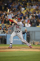 06/06/17 Los Angeles, CA: Washington Nationals catcher Matt Wieters #32 during an MLB game between the Los Angeles Dodgers and the Washington Nationals played at Dodger Stadium.