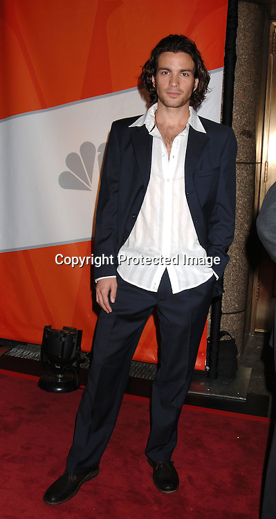 Santiago Cabrera of Heroes..arriving for The NBC Upfront announcement of their Fall 2006-2007 Schedule on May 15, 2006 at Radio City Music ..Hall...Robin Platzer, Twin Images