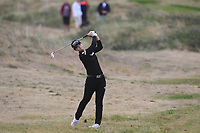 Sung Hyun Park (KOR) on the 4th fairway during Round 2 of the Ricoh Women's British Open at Royal Lytham &amp; St. Annes on Friday 3rd August 2018.<br /> Picture:  Thos Caffrey / Golffile<br /> <br /> All photo usage must carry mandatory copyright credit (&copy; Golffile | Thos Caffrey)