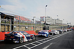 Ginetta GT4 Supercup : Brands Hatch : 29/30 March 2014