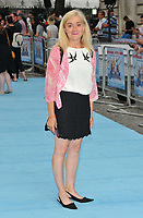 Sophie Thompson at the &quot;Swimming With Men&quot; UK film premiere, Curzon Mayfair, Curzon Street, London, England, UK, on Wednesday 04 July 2018.<br /> CAP/CAN<br /> &copy;CAN/Capital Pictures