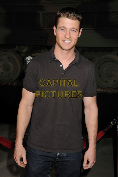 "BENJAMIN MacKENZIE.""American Identity"" - Los Angeles Premiere held at the Academy of Motion Picture Arts & Sciences, Beverly Hills, California, USA..March 25th, 2009.half length brown top mckenzie.CAP/ADM/BP.©Byron Purvis/AdMedia/Capital Pictures."