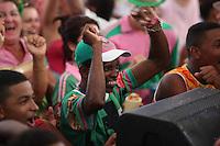 CURITIBA, PR,10.02.2016 – CARNAVAL- RJ - Quadra da escola de samba Estação Primeira de Mangueira durante apuração dos resultados das escolas de samba do grupo especial do Carnaval 2016 do Rio de Janeiro, na tarde desta quarta-feira (10). (Foto: Salim Wariss / Brazil Photo Press)