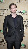 NEW YORK, NY-October 18:Hunter Parrish at Amazon Originasl Series Good Girls Revolt screening  at the Joseph Urban Theater at Hearst Tower in New York.October 18, 2016. Credit:RW/MediaPunch
