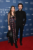 Alex Zane<br /> arriving for the Newport Beach Film Festival UK Honours 2020, London.<br /> <br /> ©Ash Knotek  D3551 29/01/2020