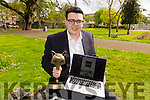 Padraig O'Connor (21) from Ballyduff a  University College Cork student has won the An Post Student Marketing Campaign of the Year The Business of Keeping Ahead