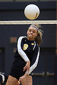 Grand Blanc at Clarkston, Varsity Volleyball, 11/2/11