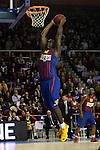 Nate Jawai. FC Barcelona Regal vs Fenerbahce Ulker: 100-78 - Top 16 - Game 1.