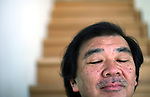 MANHATTAN, NY &ndash; MARCH 20: 2014 Pritzker Architecture Prize recipient Shigeru Ban poses for a portrait in Manhattan.<br /> <br /> Assignment ID: 30155525A