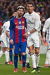 2016-12-03-FC Barcelona vs Real Madrid: 1-1.