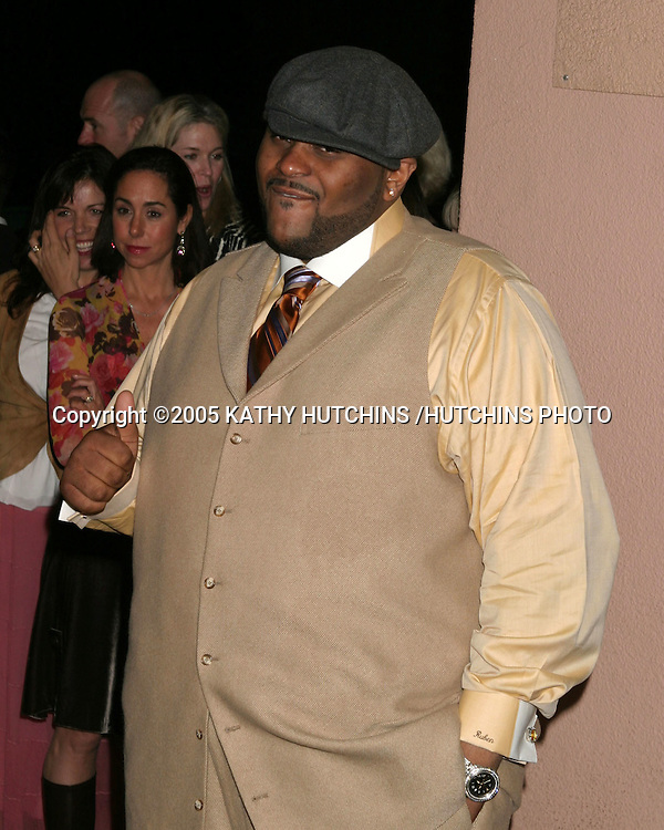RUBEN STUDDARD.CLIVE DAVIS ANNUAL PRE-GRAMMY PARTY.BEVERLY HILLS HOTEL.BEVERLY HILLS, CA.FEBRUARY 12 , 2005.©2005 KATHY HUTCHINS /HUTCHINS PHOTO.
