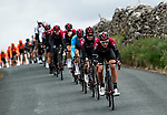 Ian Stannard (GBR) Team Ineos on the front of the peloton during Stage 4 of the 2019 Tour de Yorkshire, running 175km from Halifax to Leeds, Yorkshire, England. 5th May 2019.<br /> Picture: ASO/SWPix | Cyclefile<br /> <br /> All photos usage must carry mandatory copyright credit (© Cyclefile | ASO/SWPix)