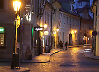 Prague at Night , Prague, Czech Republic on February 28th to March 3rd 2018<br /> CAP/ROS<br /> &copy;ROS/Capital Pictures