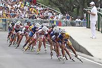 Juegos Mundiales 2013 Patín Carrera Ruta 500m - 10000m