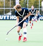 AMSTELVEEN -  Dennis Warmerdam (Pinoke)  . Hoofdklasse competitie heren. Pinoke-SCHC (0-1) . COPYRIGHT  KOEN SUYK