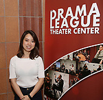 Central Academy of Drama: Professors Visit The Drama League on September 22, 2017 at the Drama League Center  in New York City.