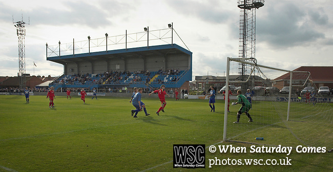 A missed chance for Shildon