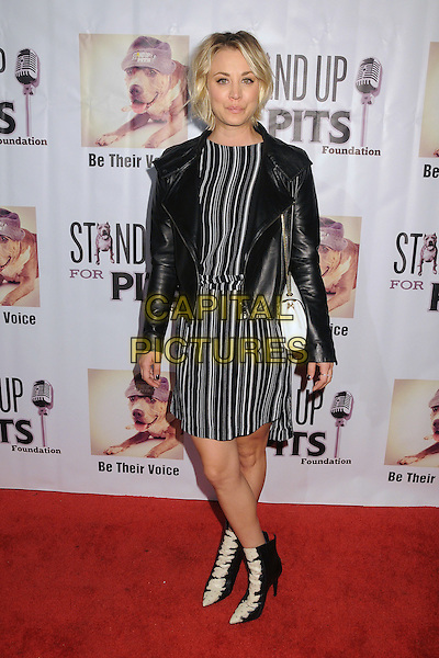 8 November 2015 - Los Angeles, California - Kaley Cuoco. 5th Annual Stand Up For Pits Comedy Benefit held at the Hollywood Improv. <br /> CAP/ADM/BP<br /> &copy;BP/ADM/Capital Pictures