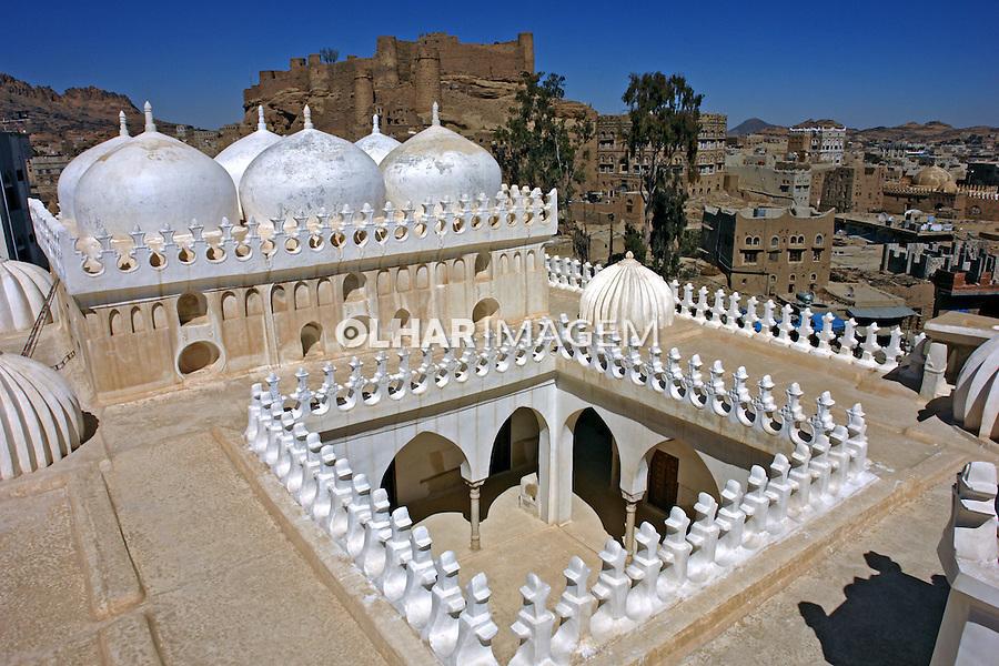 Escola islamica Amiriya em Radah. Yemen. 2008. Foto de Caio Vilela.