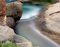Tuolumne River in Summer, Yosemite
