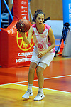 Catalunya vs Montenegro.<br /> Catalan Selection Training.<br /> Andrea Vilaro.