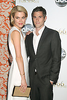 NEW YORK, NY - SEPTEMBER 24: Dave Annable and Rachel Taylor attend the premiere screening  of  ABC TV series  666 Park Avenue at the Crosby Street Hotel in New York City. © RW/MediaPunch Inc.