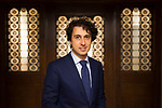 08-04-2017,Den Haag, , portretten  Portret, foto, Jesse Klaver politiek leider Groen Links poseert voor de camera<br /> foto Michael Kooren