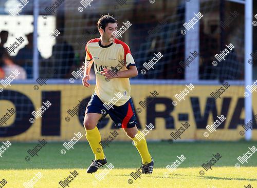 2010-07-28 / Voetbal / seizoen 2010-2011 / Sint-Lenaarts / Laurens Van Damme..Foto: mpics