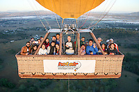 20160617 June 17 Hot Air Balloon Gold Coast