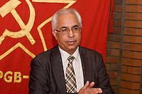 October Revolution Celebrations Southall LDN 2013 Saklatvala Hall - Harsev Bains CPI (M)