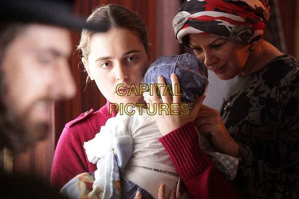 YIFTACH KLEIN, HADAS YARON, IRIT SHELEG<br /> in Fill the Void (2012) <br /> (Lemale et ha'halal)<br /> *Filmstill - Editorial Use Only*<br /> CAP/FB<br /> Supplied by Capital Pictures