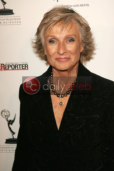 Cloris Leachman<br />at the party honoring the 57th Annual Primetime Emmy Awards Nominees for Outstanding Performing Talent, hosted by the Academy of Television Arts and Sciences. Spago, Beverly Hills, CA. 09-16-05<br />Dave Edwards/DailyCeleb.Com 818-249-4998