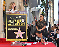 Felicity Huffman &amp; Eva Longoria at the Hollywood Walk of Fame Star Ceremony honoring actress Eva Longoria, Los Angeles, USA 16 April 2018<br /> Picture: Paul Smith/Featureflash/SilverHub 0208 004 5359 sales@silverhubmedia.com
