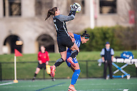 Boston Breakers vs Seattle Reign FC, April 24, 2016