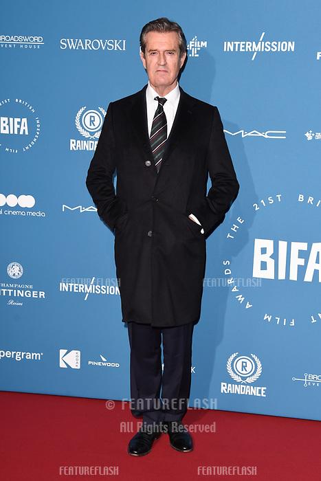 LONDON, UK. December 02, 2018: Rupert Everett at the British Independent Film Awards 2018 at Old Billingsgate, London.<br /> Picture: Steve Vas/Featureflash