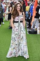 "Rachel Shenton<br /> The premiere of ""The Festival"" at Cineworld Leicester Square<br /> <br /> ©Ash Knotek  D3419  13/08/2018"