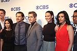 Reshma Shetty & cast Pure Genius,  - CBS Upfront 2016 - Oak Room, New York City, New York.  (Photo by Sue Coflin/Max Photos)