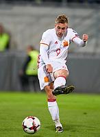 Gerard DEULOFEU, ESP 9 <br /> Football: FIFA World Cup 2018 Qualifiers, Liechtenstein vs Spain, 05.09.2017 <br /> Rheinpark Stadium in Vaduz,  *** Local Caption *** © pixathlon<br /> Contact: +49-40-22 63 02 60 , info@pixathlon.de