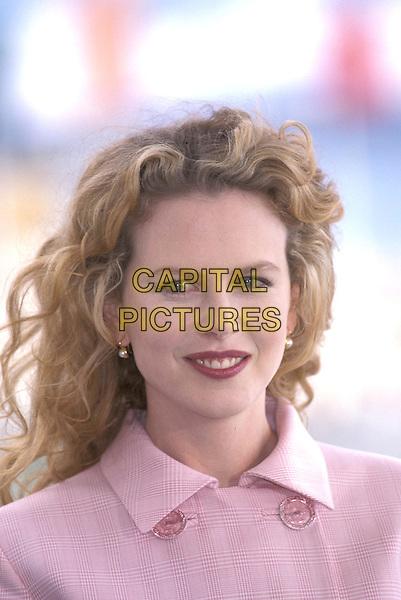 NICOLE KIDMAN.Cannes Film Festival.portrait headshot pink suit jacket.ref:1240.www.capitalpictures.com.sales@capitalpictures.com.©Capital Pictures