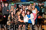 30th Birthday: Denise Enright, Listowel, second from right front celebrating her 30th birthday with family & friends at Tankers Bar, Listowel on Saturday night last.