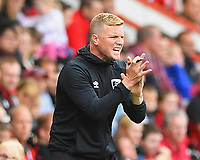 AFC Bournemouth Manager Eddie Howe during AFC Bournemouth vs Sheffield United, Premier League Football at the Vitality Stadium on 10th August 2019