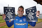 Neil Alexander and the new Illustrated History of Rangers book