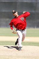 Ryan Robowski - Arizona Diamondbacks, 2009 Instructional League.Photo by:  Bill Mitchell/Four Seam Images..