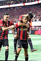 Atlanta United FC vs New York Red Bulls, May 20, 2018