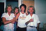 Bob Daisley, Gary Moore, Erik Singer, Neil Carter