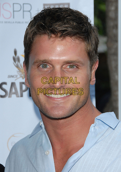 """REICHEN LEMKUHL.attends The Launch of Jaime Pressly and Hill Harper's """"Adopt-a-School Initiave"""" held at RJ Cutler's Estate in The Hollywood Hills, California, USA, August 12, 2006..portrait headshot.Ref: DVS.www.capitalpictures.com.sales@capitalpictures.com.©Debbie VanStory/Capital Pictures"""