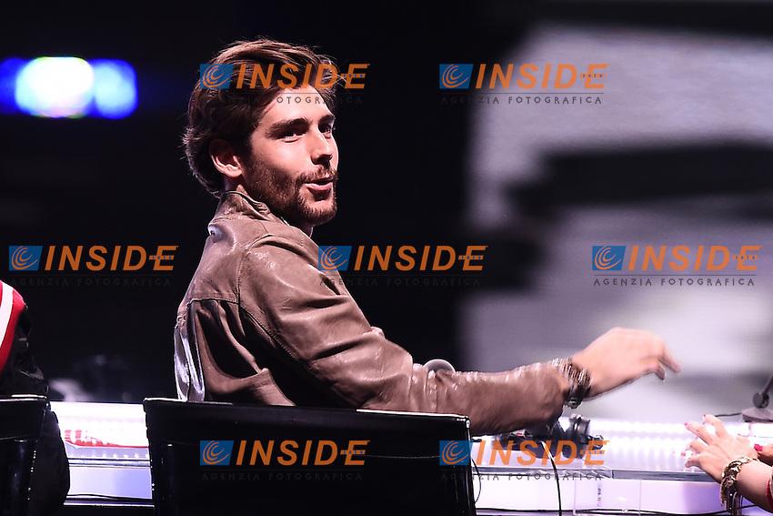 Milano 17-11-2016 - trasmissione Tv X-Factor / foto Daniele Buffa/Image/Insidefoto  <br /> nella foto: Alvaro Soler
